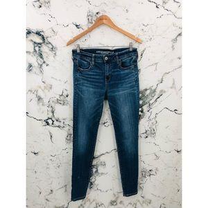 American Eagle Super Stretch Skinny Jeggings Jeans